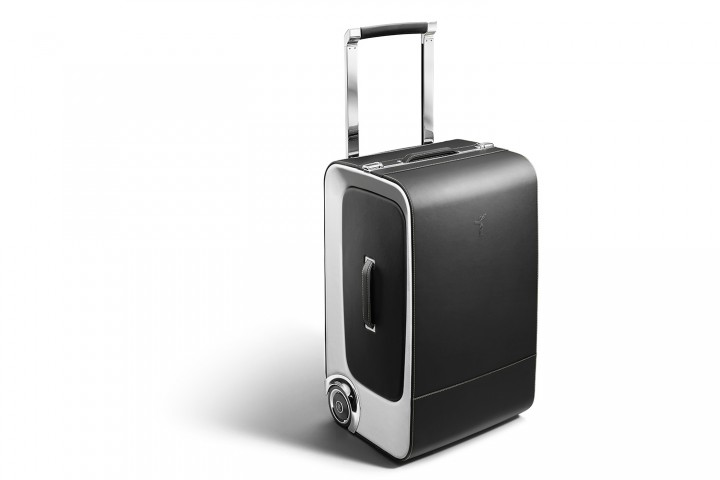 Rolls-Royce Presents A Luggage Collection To Match The Wraith @RollsRoyce