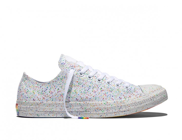 Converse's Pride Collection Honours The LGBT Movement @Converse
