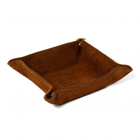 Use Maple's Desk Tray As A Place To Depose Your Everyday Items At Home