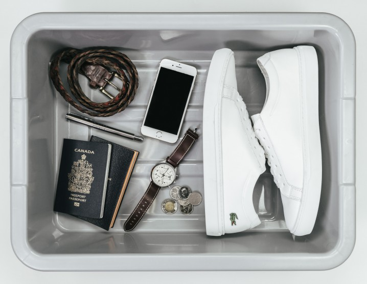 We're Taking Lacoste's L.12.12 Sneaker With Us On Our Next Trip @LACOSTE