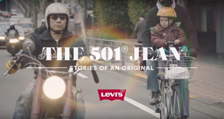 Levi's Traces The Love For The 501 Jeans In Japan @Levis