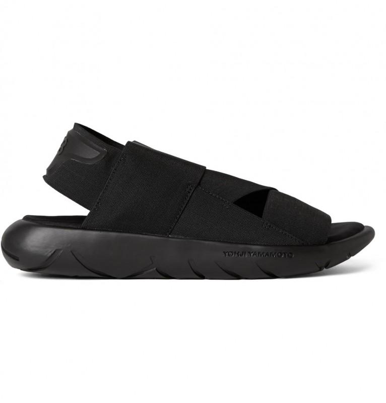 Y-3 Qasa Elasticated Sandals -1