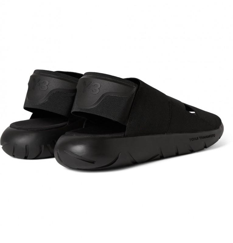 Y-3 Qasa Elasticated Sandals-2