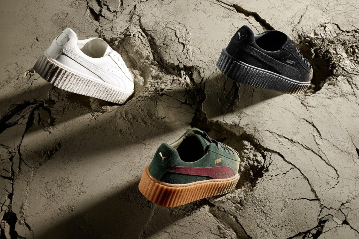 Check Out The Next PUMA by Rihanna Creeper Collection @PUMA