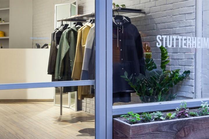 Stutterheim Opens A Flagship Store In NYC @Stutterheim_