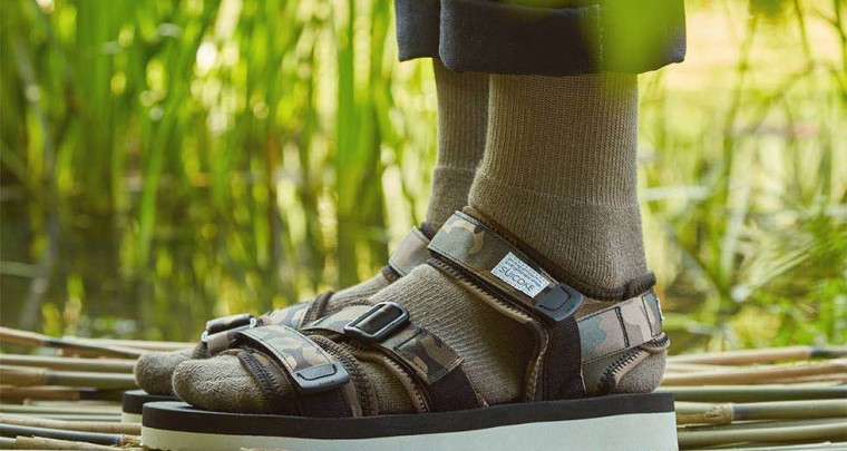 The END X Suicoke Collection Shakes Up Your Summer Sandal Collection