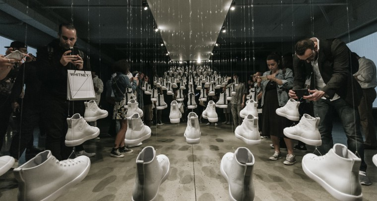Converse Launches The All Star Modern In New York City @converse #conversemodern