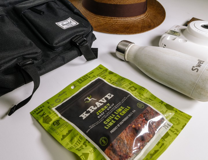 Six Things You Should Pack With You For A Festival (Sponsored) @KraveJerky