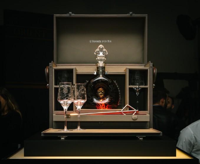 Louis XIII Unveils L'ODYSSÉE D'UN ROI In New York City @CognacLouisXIII