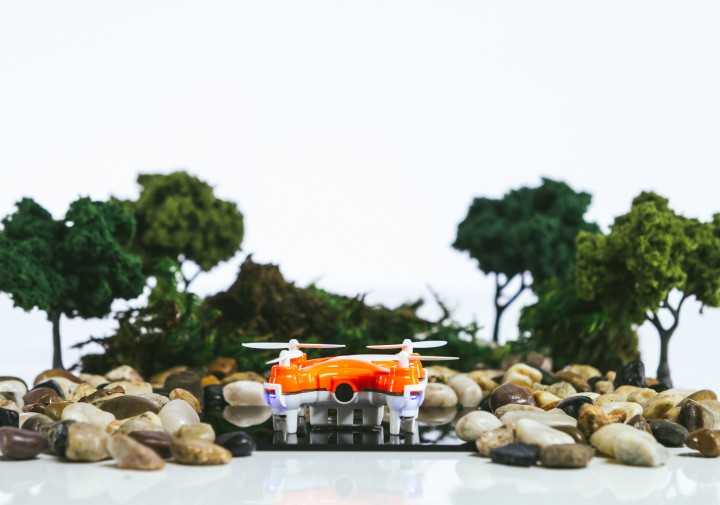 Watch The SKEYE Nano Drone Take Off @TRNDlabs #SkeyeNanoDrone