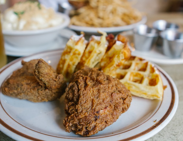 Visit Sweet Chick For One Of The Best Chicken & Waffles in New York @SweetChickLife