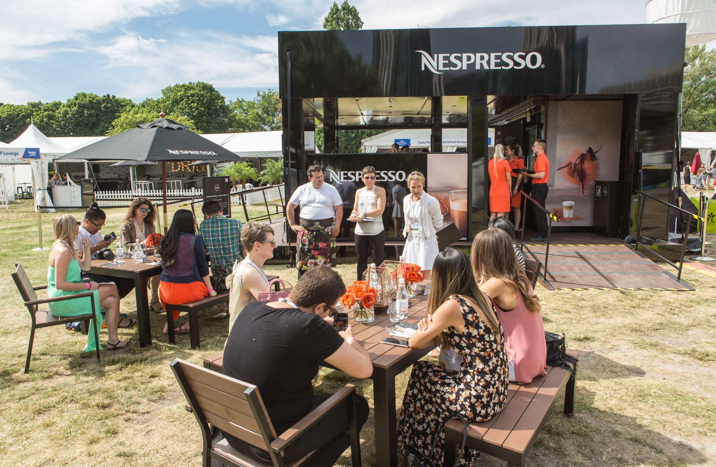 Taste With Nespresso - Andrew Williamson Photo -41