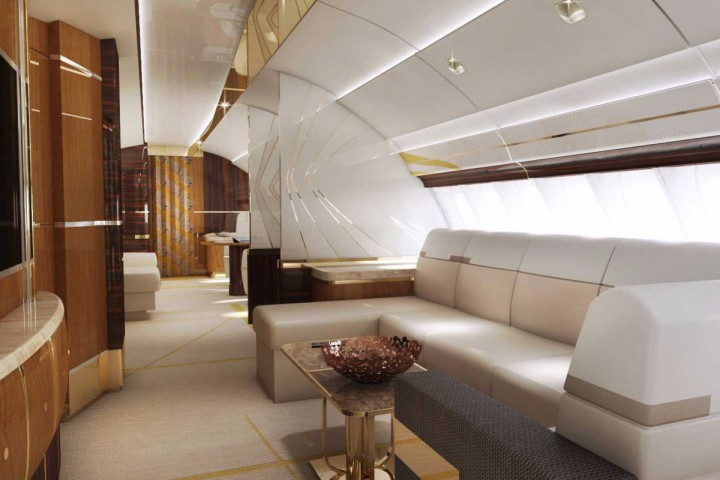 This Boeing 747 VIP Represents What It Means To Fly In Luxury