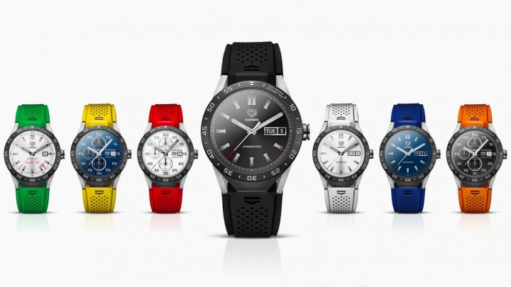 Take A Look The Tag Heuer Connected Smartwatch @TAGHeuer