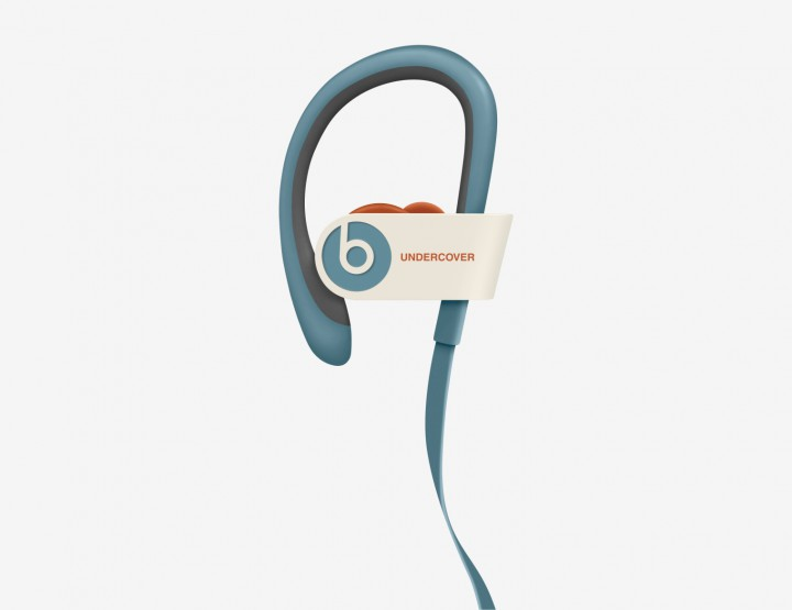 UNDERCOVER & Beats by Dre Limited Edition Earphones