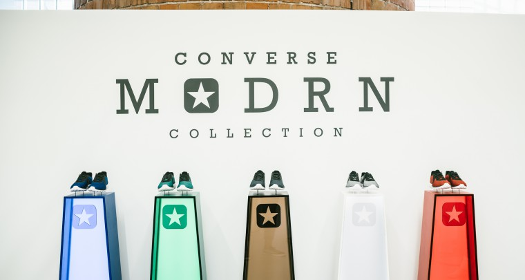 Converse Continues To Modernize Its Offerings With The New Auckland Modern @converse #conversemodern