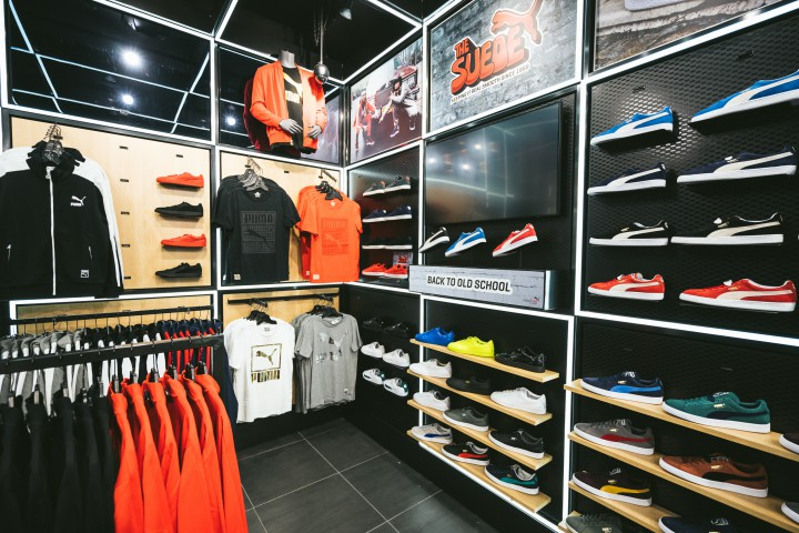 PUMA Lab Powered By Foot Locker Opens in Toronto @puma @footlockercad #pumalab