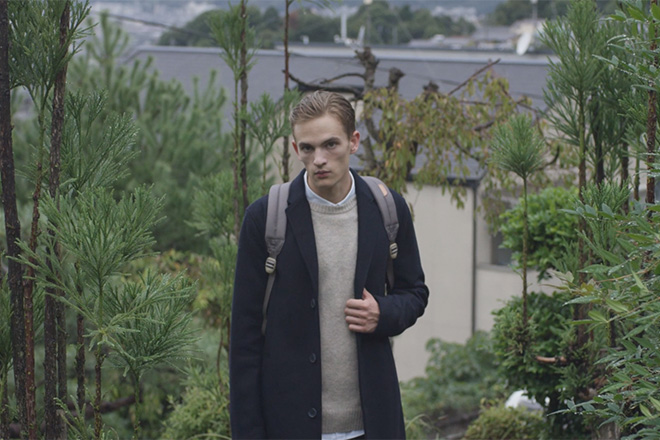 Herschel Supply & Co. Travels To Japan With Its Fall 2016 Collection @Herschelsupply
