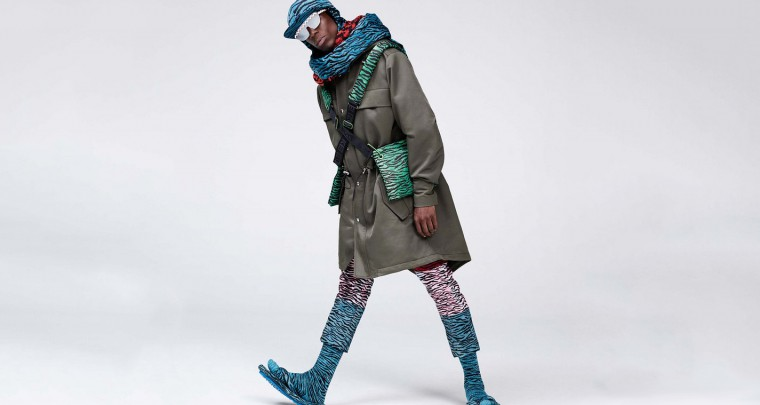 KENZO and H&M Preview Their Collaborative Lookbook