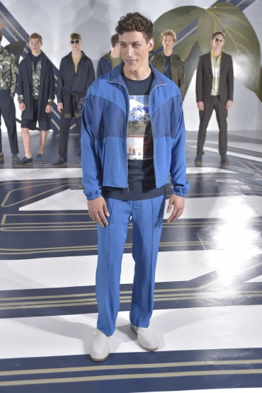Our Favourite Looks From Perry Ellis Men's RTW Spring 2017 Collection #NYMFW
