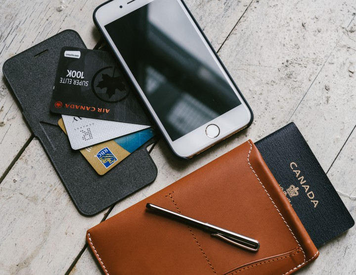 Update Your Leather Wallet With Bellroy @bellroy