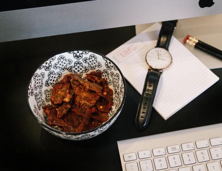 Tips to maintain a Healthy Lifestyle @KraveJerky (Sponsored)