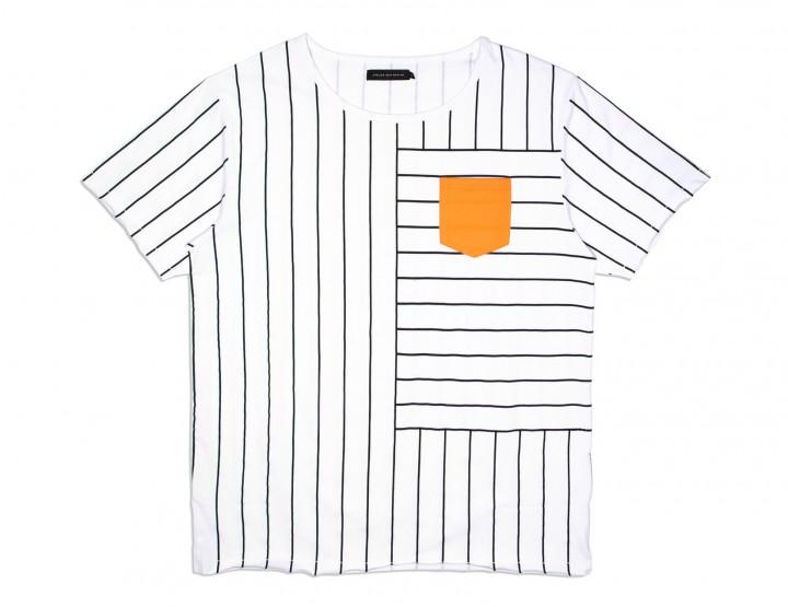 Atelier New Regime Reinterprets The Striped Shirt @new_regime