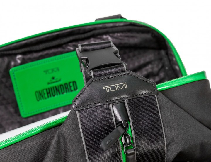 A Look At The Exclusive Tumi x #Heineken100 Bag