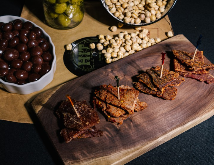 Healthy Swaps for your Charcuterie Spread @KraveJerky (Sponsored)