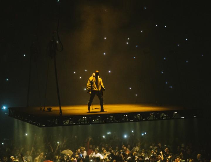 Visuals From Kanye West's Saint Pablo Tour In Montreal #SaintPabloTour