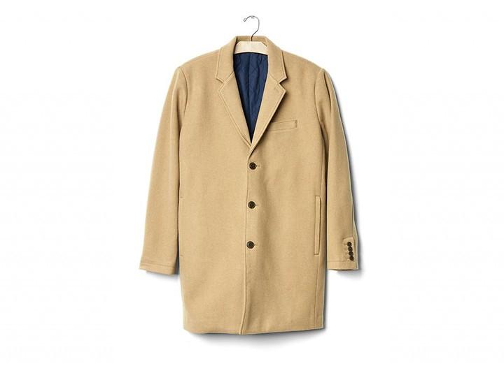 A Look at the GAP X GQ Saturdays NYC Camel Coat