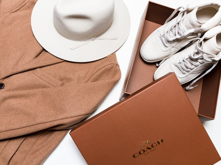 Fall Outfit Inspiration With The C210 Sneaker From Coach @Coach #CoachFromAbove
