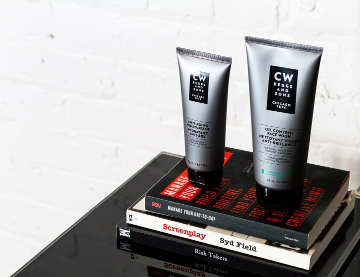 Winter Skincare With CW Beggs & Sons @CWBeggs