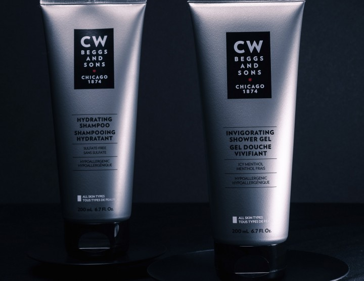 An Introduction To CW Beggs & Sons Grooming Products For Men @CWBeggs