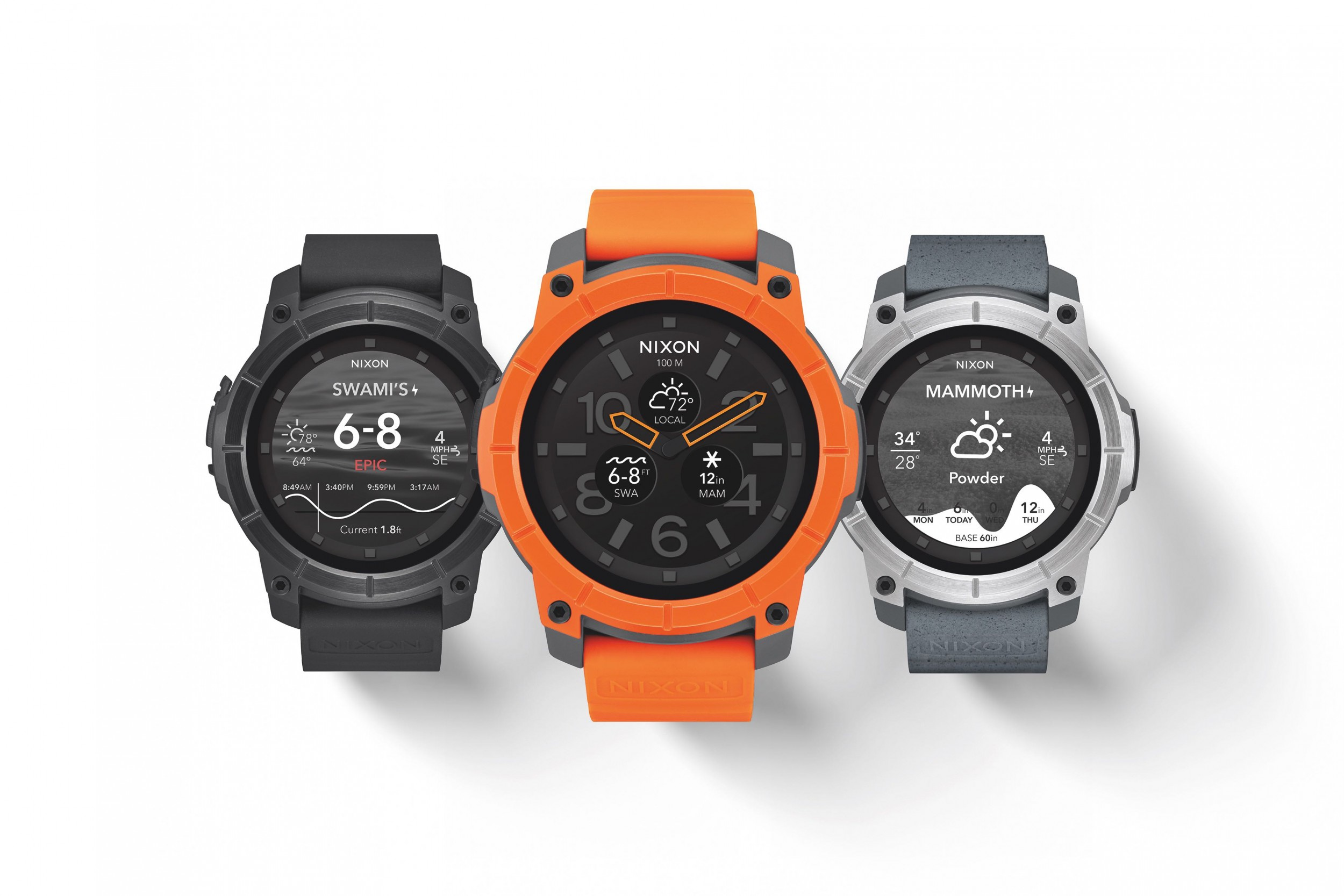 Nixon The Mission Collection 1