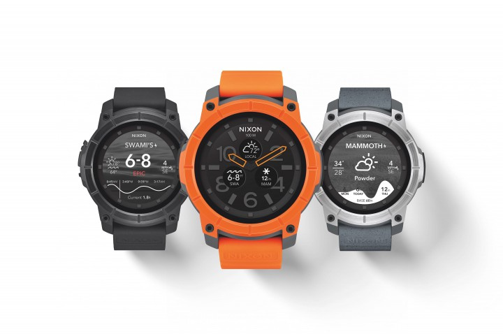Nixon's New Smartwatch Is The First Of Its Kind @Nixon_Now