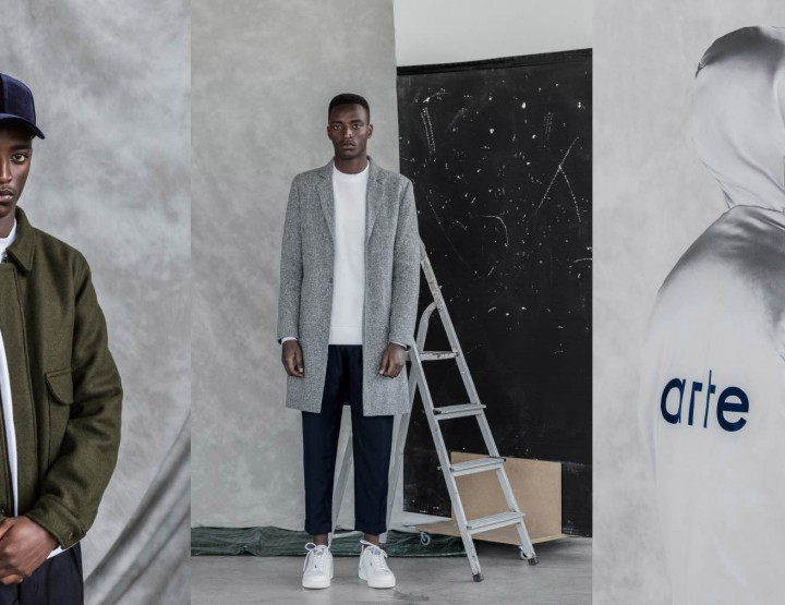 Checkout Arte Antwerp's F/W 16 Lookbook @ArteAntwerp