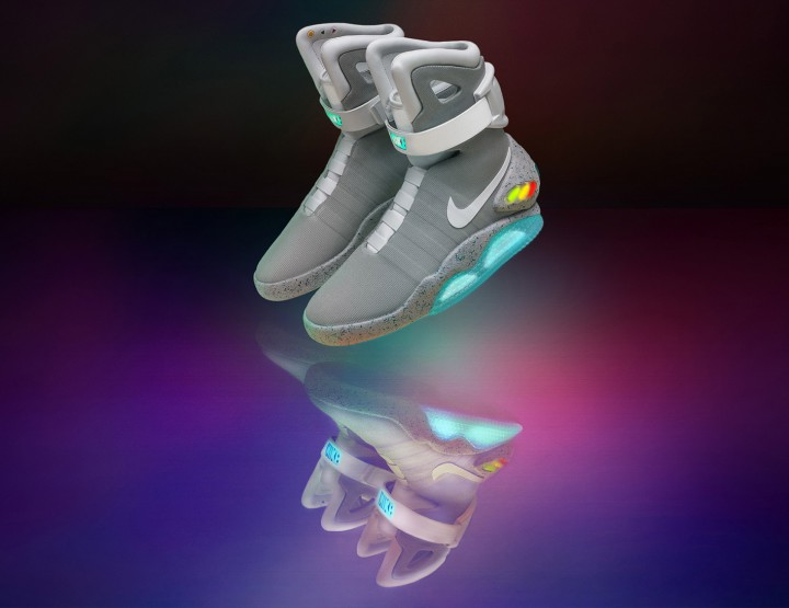 Nike Announces adaptive-lacing Nike Mag Release and Raffle @Nike #NikeMag