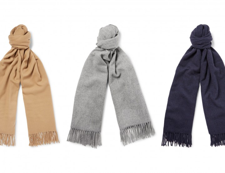 Upgrade Your Scarves This Season With ACNE Studios @acnestudios