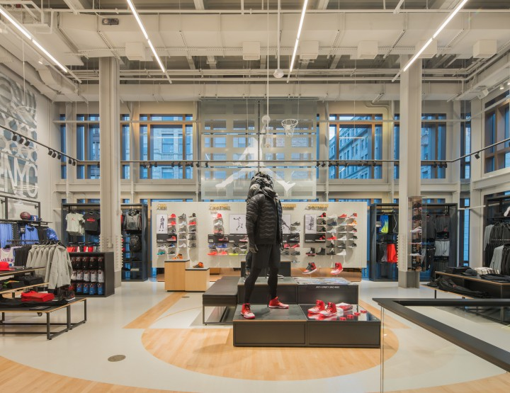 An Exclusive Look At The New Nike SoHo Store Opening Tomorrow @Nike