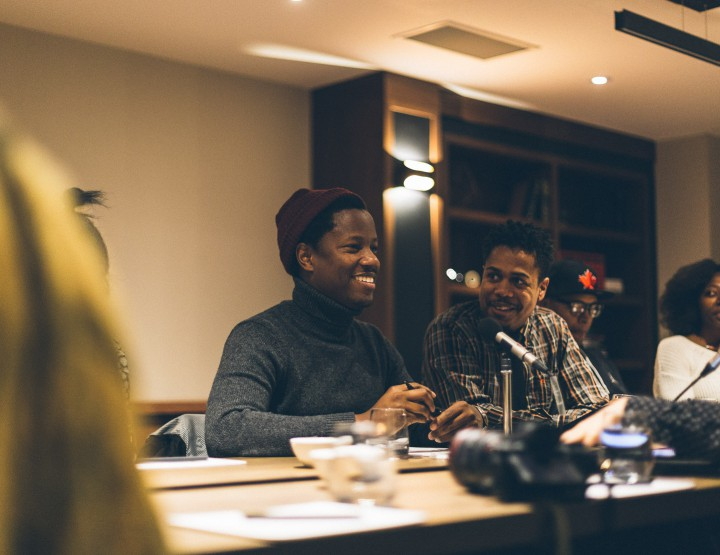Marcus Troy Sits Down For An Intimate Conversation With Alcove #AlcoveMoment