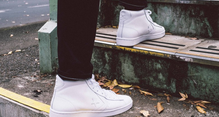 Converse Pro Leather '76 Tokyo Editorial