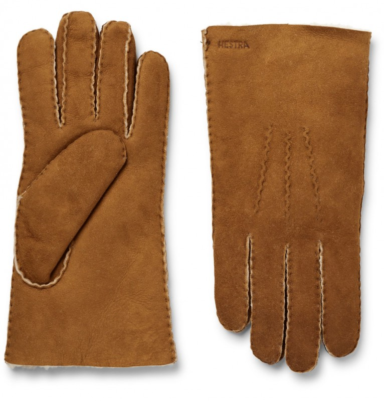Hestra Sherling Gloves