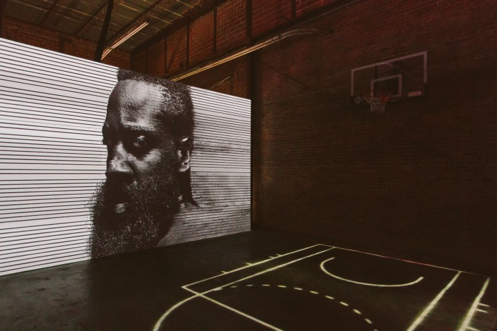 adidas & James Harden celebrate the launch of his first signature sneaker the Vol.1