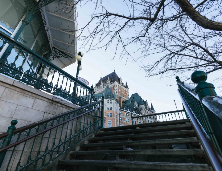 48 Hours In Quebec City @PorterAirlines #TravelWithUsQuebec #FlyPorter