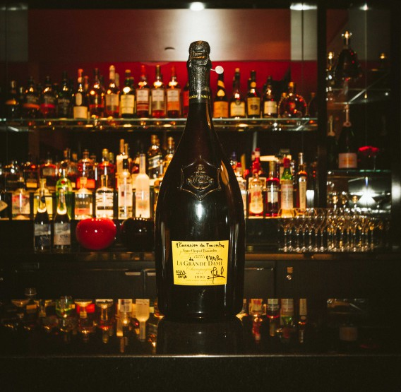 An Evening At L'Atelier de Joël Robuchon With Veuve Clicquot @VeuveClicquotCanada