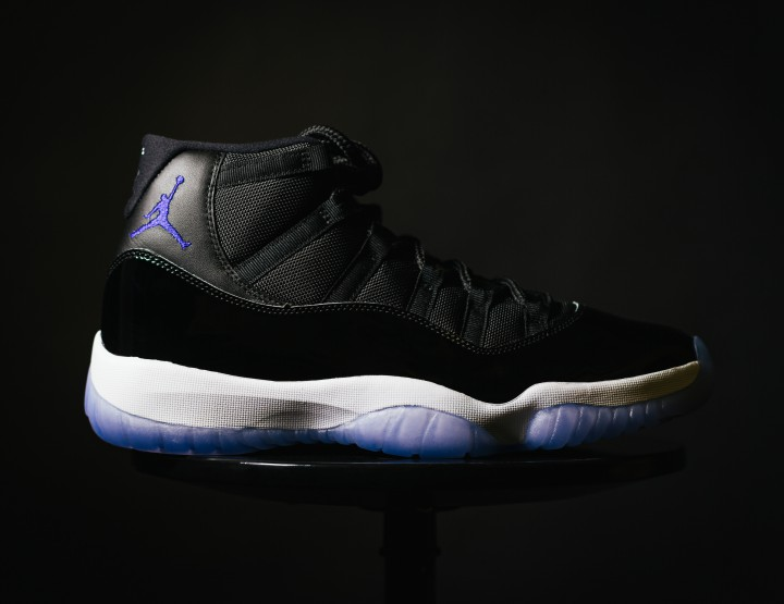 Releasing Tomorrow, The Air Jordan XI Space Jam @Jumpman23