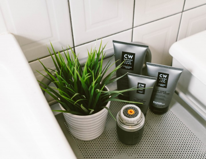 Your Winter Exfoliation Routine with CW Beggs & Sons @CWBeggs