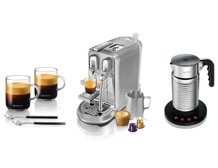Check Out Our Nespresso Holiday Gift Guide @NespressoCA