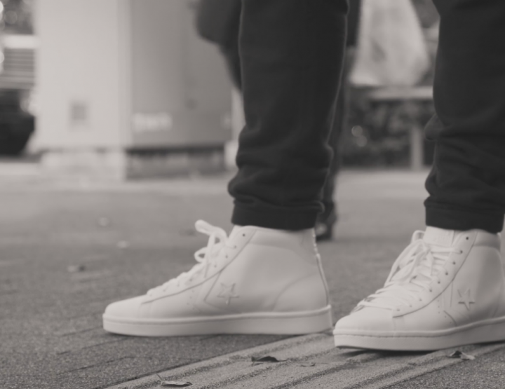 Take In The Sights & Sounds of Tokyo With The Pro Leather '76 From Converse @Converse